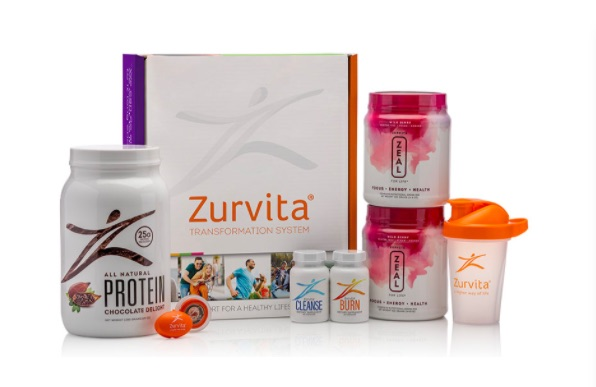 View My Zurvita™ Profile